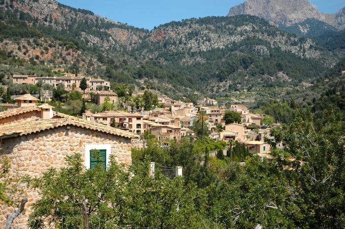 Fornalutx is often called the most beautiful village in Mallorca