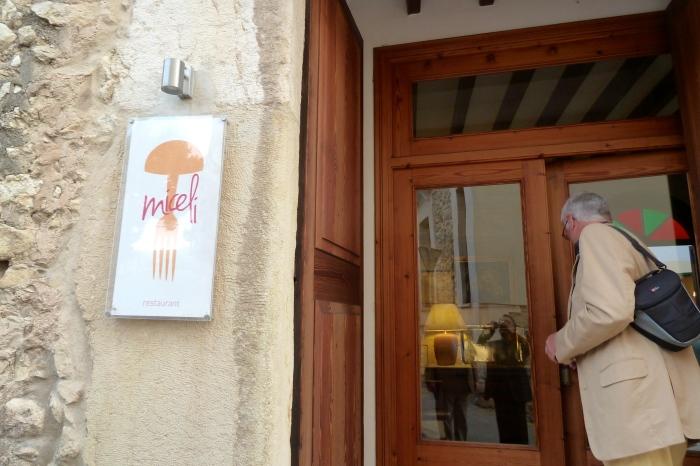 Restaurant Miceli in Selva