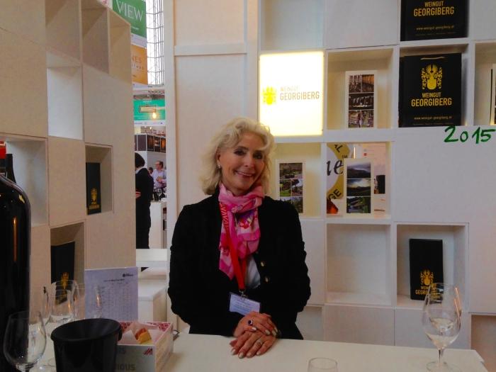 Nora Trierenberg of Weingut Georgiberg
