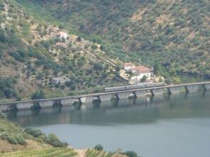 Train to Porto
