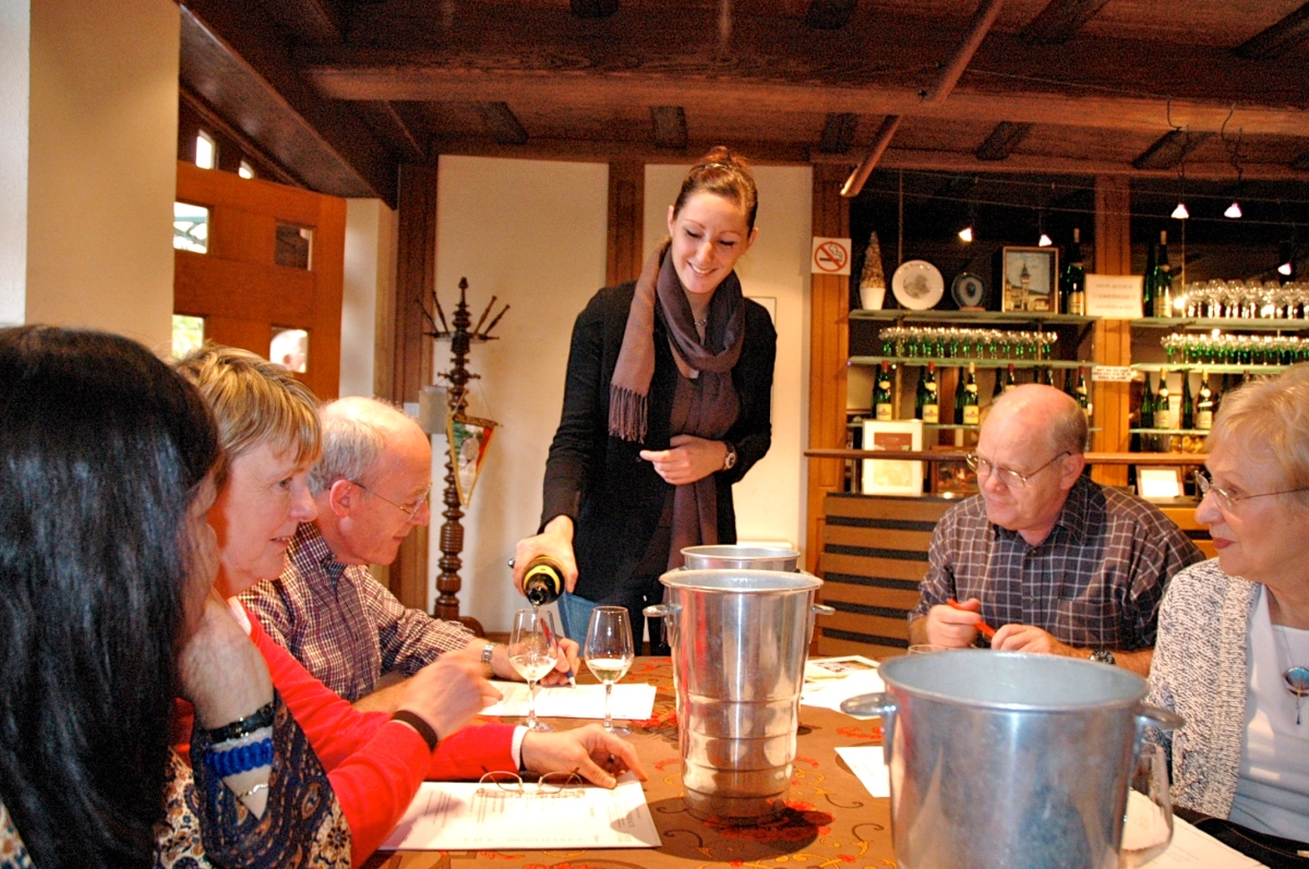 Tasting With Anne Trimbach