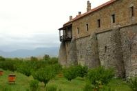 The 18th century defensive walls