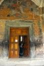 St George over the west door