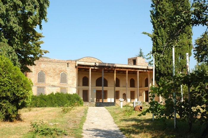 The palace of Irakli