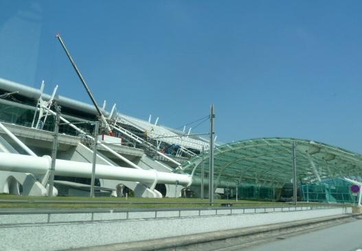 Port airport