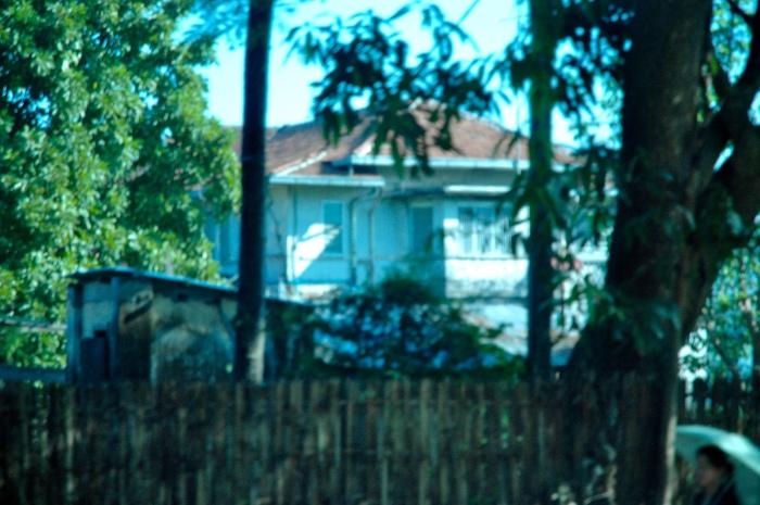 Suu Kyi's house