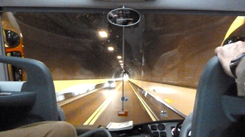 The Vosges tunnel