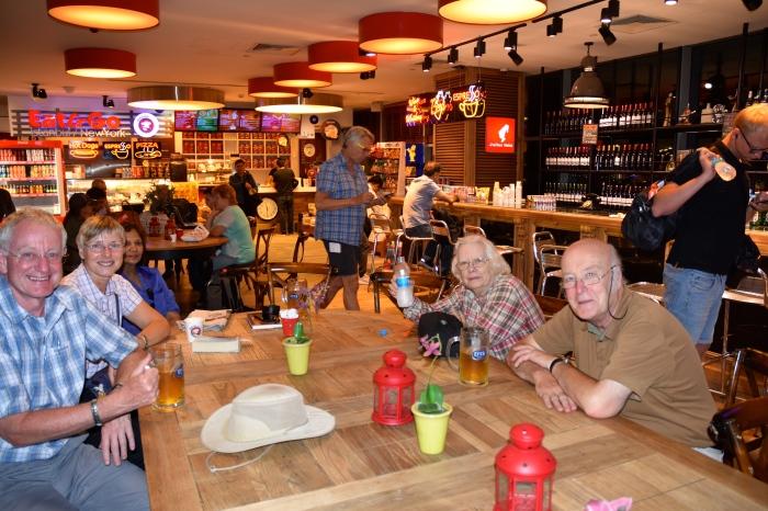 Beer at Istanbul airport