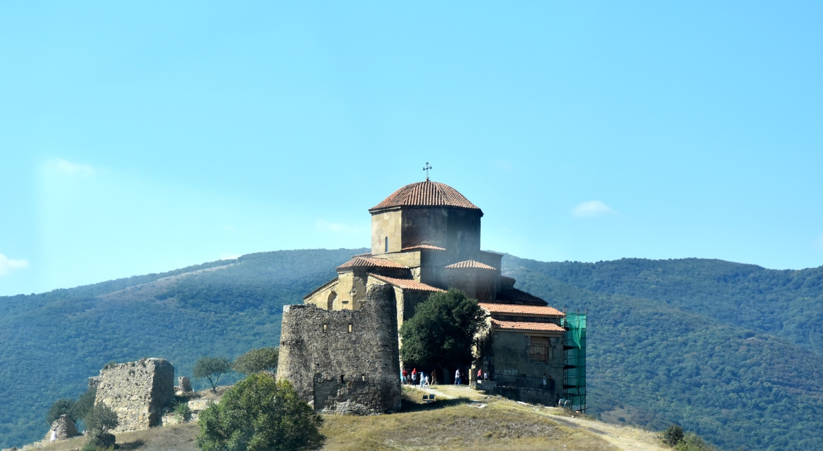 Another Autumn In Georgia - 2. Jvari Church & Ancient Mtskheta