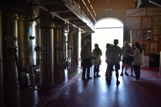 Ulmo, In the winery